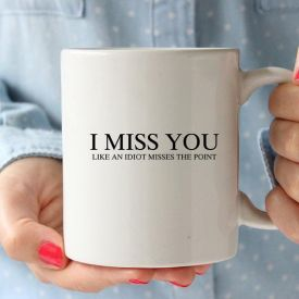 I Like You Coffee Mug